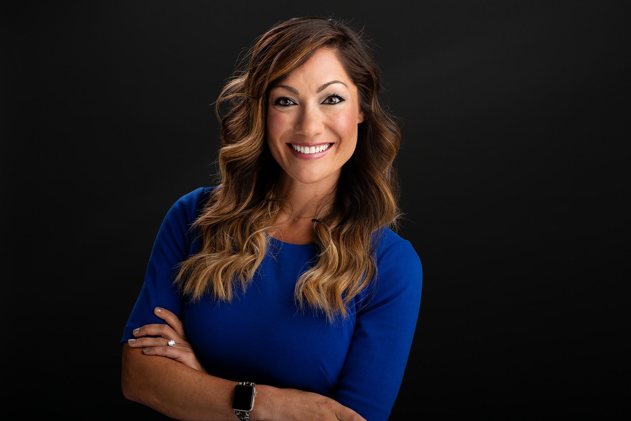 Female Executive Business Headshot